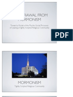 MSS Ex-Mormon Slides
