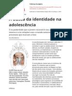 a-busca-da-identidade-na-adolescenciapdf