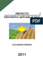 Proyecto Informática aplicada al Agro 2011