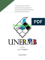 UNIDAD II GENERACION DEL CONOCIMIENTO CIENTIFICO JUAN CEMECO 28.486.392