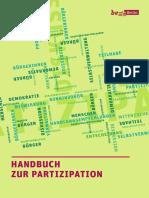 Handbuch Partizipation BERLIN