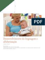 Desenvolvimento Da Linguagem e Alfabetizacao