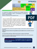 II BIMESTRE 1° - ACTV N° 04 - PART III - 08 - JUL