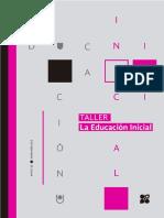 Cuadernillo_La Educacion Inicial_EUDENE