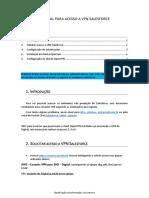 Manual Instalação e Configuração VPNSalesforce