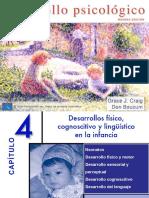 Psicología del Desarrollo capitulo 4