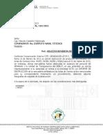 solicitud de documentacion