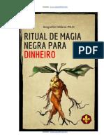 Ebook - Ritual de magia negra para dinheiro