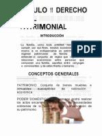 Derecho PatrImonial