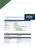 20210707 - Spesifikasi Teknis