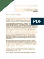 FCP. Foro18. Doc.3. J.Vieyra. La docta ignorancia