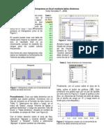 Histogramas en Excel