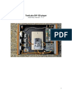 DIY CD player manual V1.2