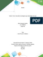 Fase 2. Información Agroclimática de La Zona