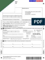 CVS Mail Service Order Form
