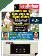 LE BUTEUR PDF du 27/03/2011