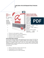 Avira Premium Security Suite v10.0.0.69