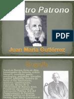 Biografía del Patrono del DE 4