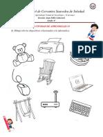 Guía de Tecnología Mayo 14 - 0°