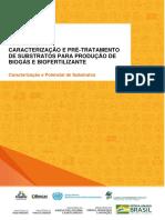 Caracterização e Potencial de Substratos