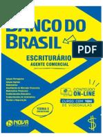 Apostila Banco Do Brasil PDF - Escriturário Agente Comercial