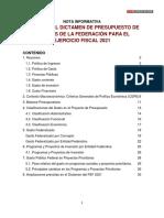 1.Análisis PEF 2021-1