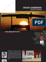 Academia Karate Dojo Samurai