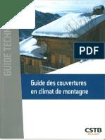 GD-2011-Guides Des Couvertures en Climat de Montagne-CSTB