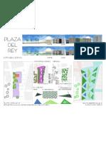 King´s Square in Cartagena/////Proyecto plaza del rey Cartagena
