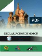 Declaración de Moscú