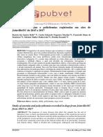 Estudo de Anemias e Policitemias Registr