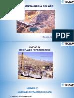 Unidad 9_Minerales Refractarios