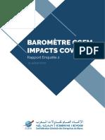 Rapport Enquête 2 Baromètre CGEM Impacts Covid-19 Sur Les Entreprises