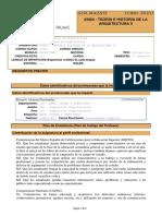 Proyecto Docente - Historia