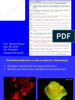 Apresentação Neurotransmissores 1 2016