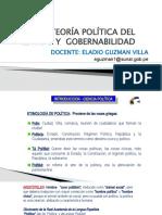 Teoria Politica y Gobernabilidad (1)