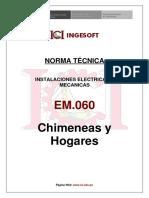 EM.060 - chimeneas y hogares