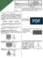 7º Ano - Aula 05 - Operações Com Naturais (Multiplicação)