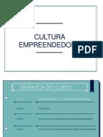 Cultura empreededora_slides