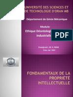 3 Fondamentaux de la propriété intellectuelle