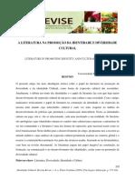 identidade e diversidade cultural em mocambique