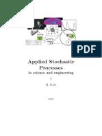Notes on Stochastics