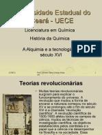 a alquimia e a tecnologia do século XVInew