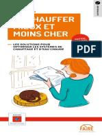 ADEME Guide Pratique Chauffer Mieux Moins Cher 2019
