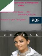 Loreal Ppt.final