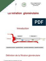 3. Filtration Glomerulaire