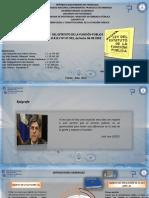 Ley de Estatuto de la Función publica final pdf