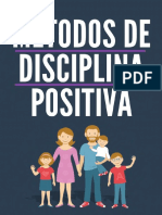 Métodos de Disciplina Positiva