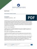 Oxyglobin Epar Summary Public Fr