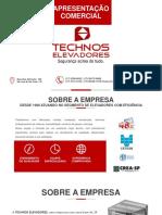 Technos Elevadores 2020